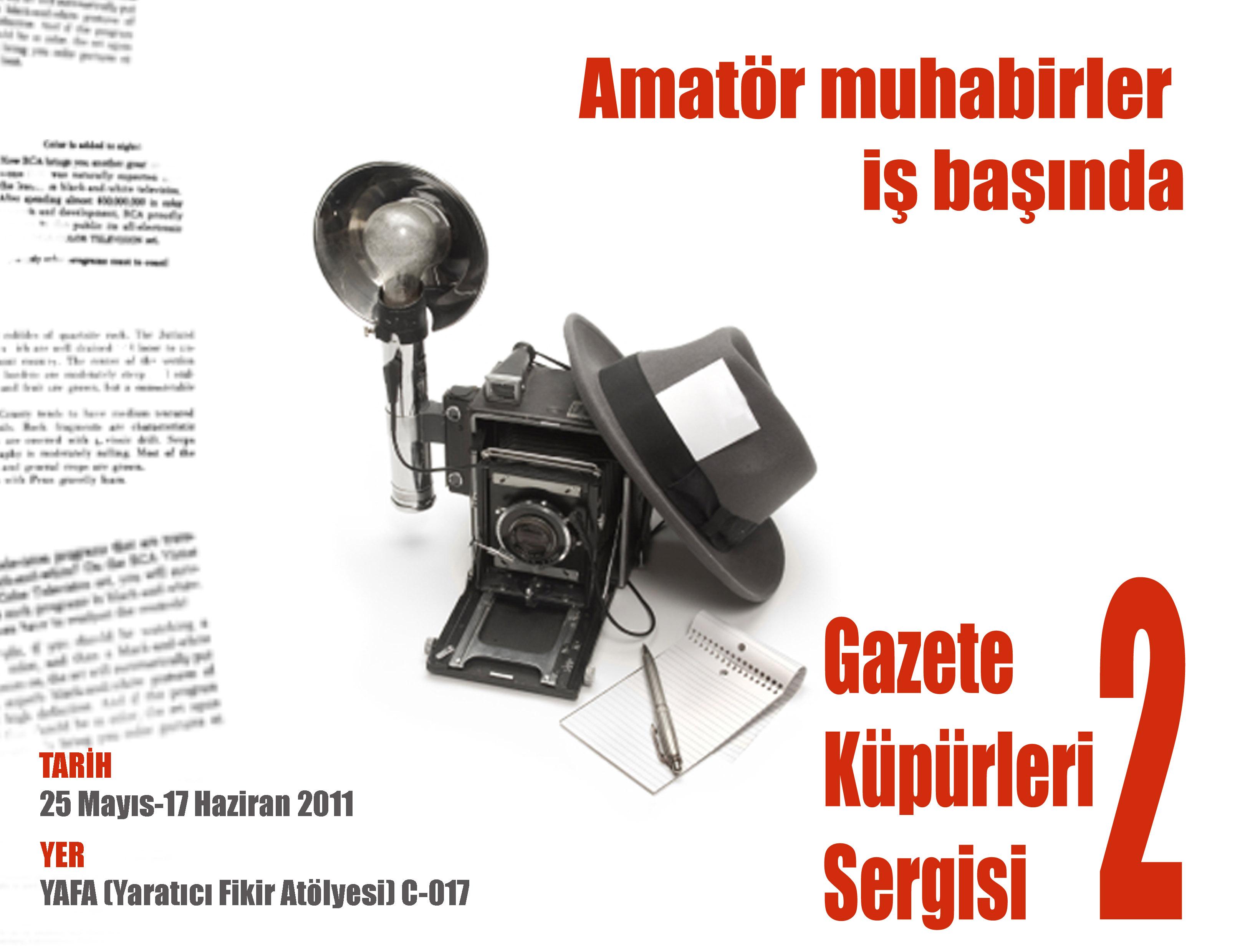 Gazete Küpürleri Sergisi