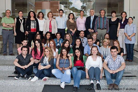 İlk mezunlarımız (2008-2009)